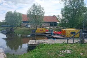 Raft rental - discover the beauty of the River Emajõgi!