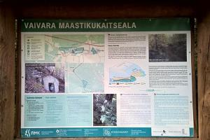Vaivara historical trail