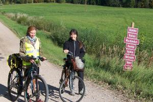 Bicycle tour introducing the heritage and nature of Koivamaa