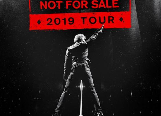 "Grandiozs koncerts BON JOVI ""This House Is Not For Sale Tour"""