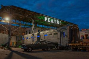 Locomotive Restaurant Peatus