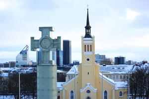 Guided walk through the Old Town of Tallinn