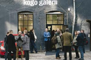 Opening of Kogo Gallery