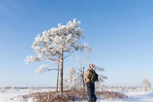 Themed hikes to little known bogs of Rapla County