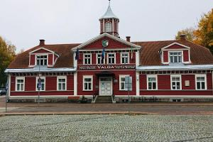 Besucherzentrum in Valga