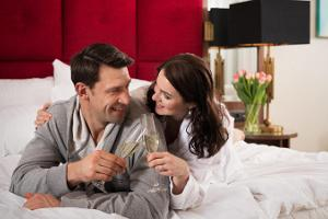 Romantic Package 'Excellent Luxury' with a three-course dinner