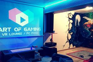 Art Of Gaming VR Lounge