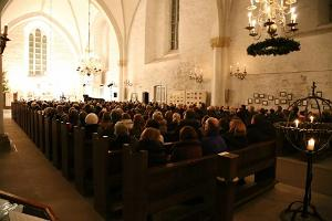Concert at the Haapsalu Cathedral