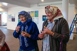 Exhibition Gallery of Kihnu Community Centre