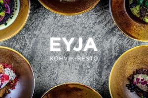 Cafe/Restaurant EYJA – we are inspired by the Nordic cuisine!