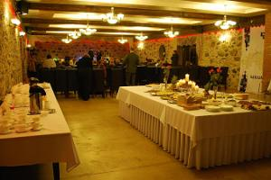 Conference and catering