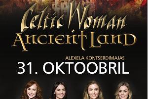 CELTIC WOMAN - Ancient Land Tour