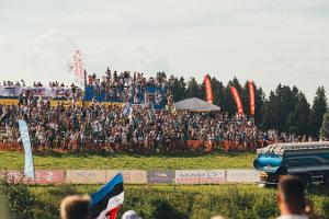 Shell Helix Rally Estonia