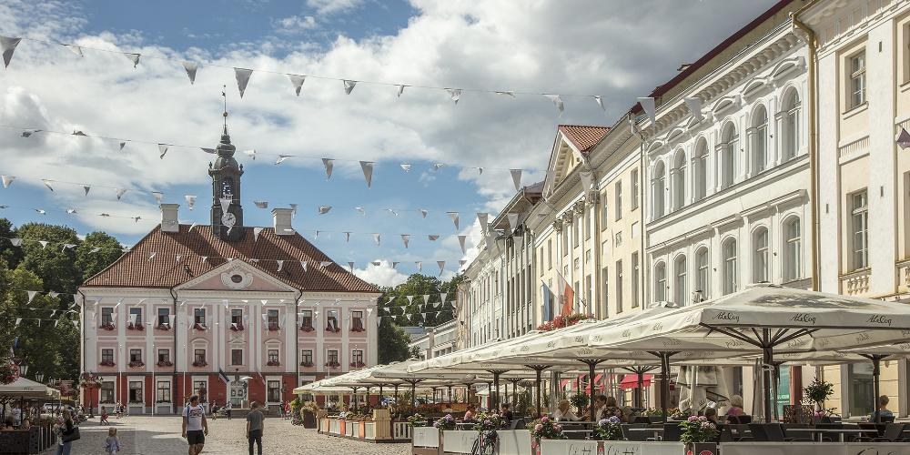 Tartu highlights — six hours in the spiritual capital of Estonia