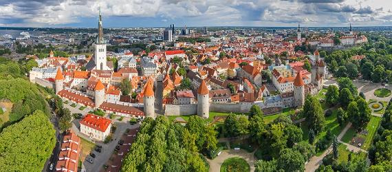 Tallinn 800 – a fitting age for a gorgeous medieval city