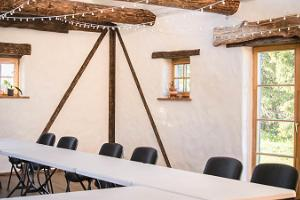 Paisu Farm seminar rooms