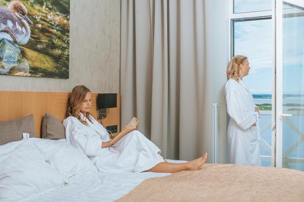 Spa Hotel Laine one-night massage package for two