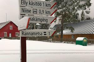 Holiday in Kihnu – discover Kihnu in winter by car!
