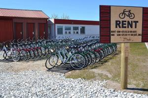 Kihnu Puukoi bike rental
