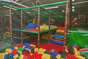Metsapere Theme Park – 1,270 m² of fun and games!