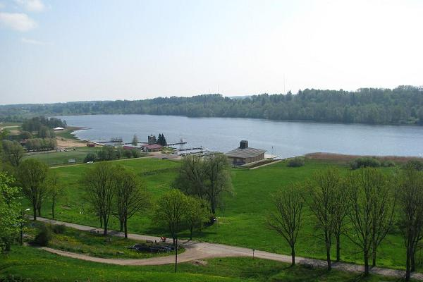 Lake Viljandi Beach