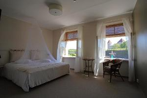 Guestrooms at Kuursaal / Guesthouse