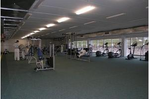 Sportcentrets gym