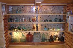Meleski Glass Museum - private collection