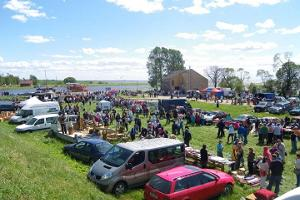 Lake Võrtsjärv Fish and Handicraft Fair