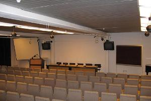 Conference room on the ground floor of Hall A