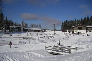 Haanja Recreation and Sports Centre and ski stadium