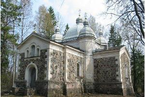 Church of the Ascension of Our Lord in Uruste