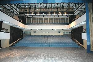 Paide Music and Theatre House, theatre hall