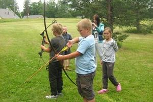 Archery for children
