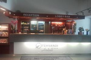 Lobby-Bar des Hotels