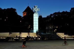 Freedom Square in Tallinn