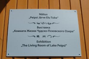Lake Peipus Living Room