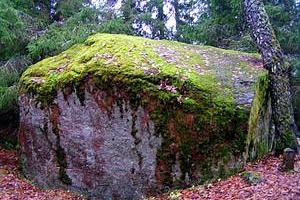 Estonia's 'King of Stones' – the Pahkla boulder
