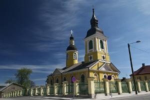 Church of St Catherine in Võru