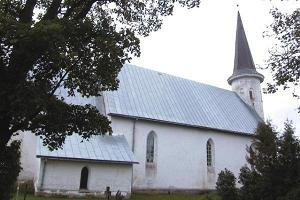 Lüganuse church